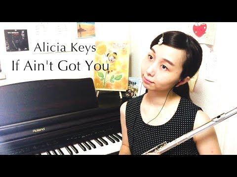 If Ain't Got You (Alicia Keys) - Jazz Flute Improvisation -