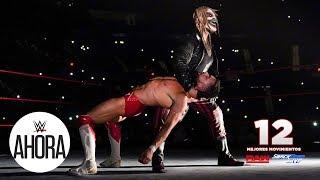 12 mejores movimientos de Raw & SmackDown LIVE: WWE Ahora, Julio 17, 2019