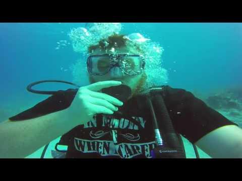 Scuba diving in Grand Turk part 2
