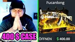 Wir öffnen die 400 $ CASE !!!!!!?!?!?!?! 😱 Hellcase
