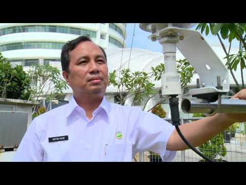 Petugas BMKG Memiliki Peranan Penting dalam Menentukan Prakiraan Cuaca -NET5
