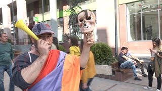 Երևանը ցնծում է
