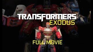 Transformers: Exodus - FULL MOVIE