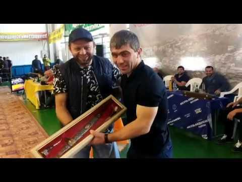 Республиканский турнир по вольной борьбе на призы Гаджимурада Нурмагомедова