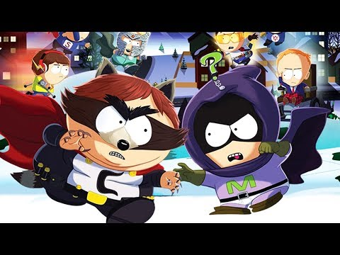 SOUTH PARK: THE FRACTURED BUT WHOLE All Cutscenes (Game Movie) 1080p HD