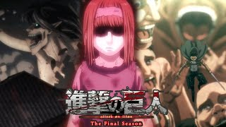 "Viene con TODO: SHINGEKI NO KYOJIN ""The Final Season"" TRAILER"