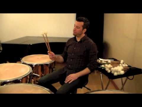 Joseph Pereira SIGNATURE mallets - Part 1