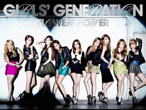 Girls generation songs compilation #1