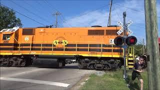 Selma Street Railroad Crossing #1, Dothan, AL