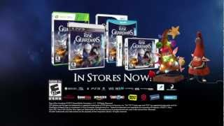 Rise of the Guardians: The Video Game Launch Trailer