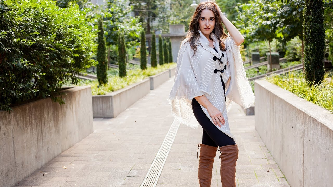 $200 BUDGET CHALLENGE Winter Outfit Inspiration at Jcpenney