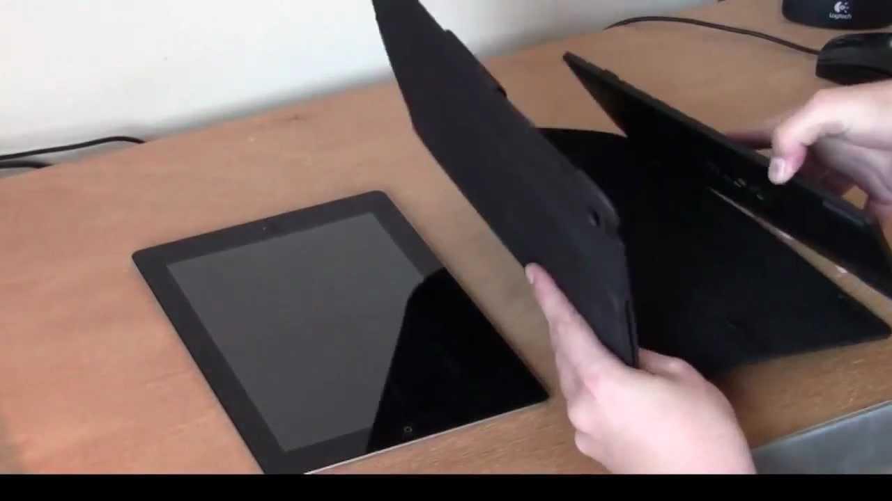 Review: Belkin Keyboard Folio voor de derde generatie iPad