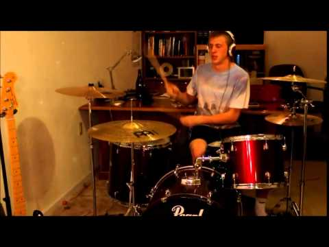 Crystallized Drum Cover