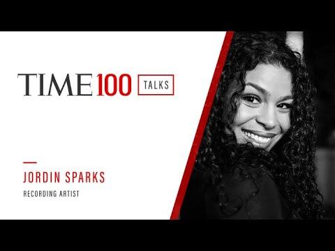 Jordin Sparks   TIME100 Talks