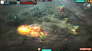 Титаны онлайн Браузерная стратегия Обзор игры 2015 03 25