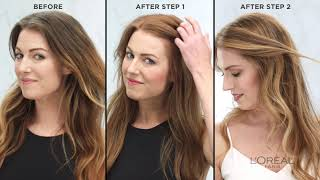 How To Color and Highlight Your Hair At Home with Couleur Experte by L'Oréal Paris