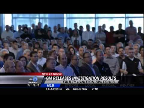 GM: Incompetence, Negligence Led to Delayed Recall