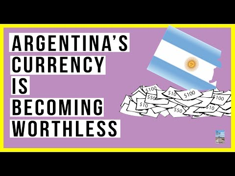 🇦🇷Argentina Currency Is CRASHING! How Long Until We See Wheelbarrows Of Cash?