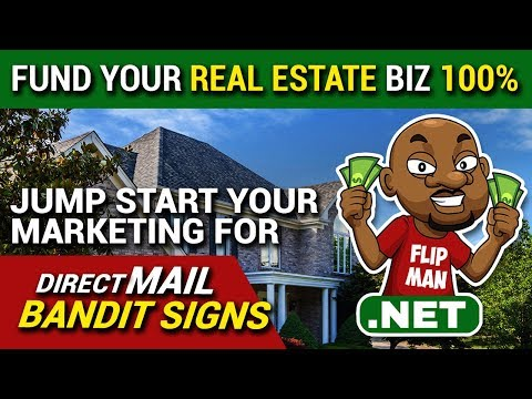 100% Funding for Flipping Houses | Fund Your Lead Generation Campaigns | Fund Your House Flipping
