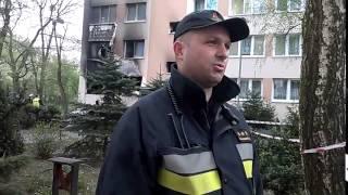 Mariusz Pawela o wybuchu gazu w Słupcy
