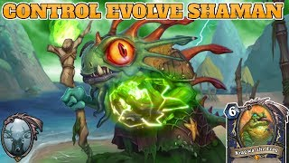 [Legend] Control Evolve Shaman | Rastakhan