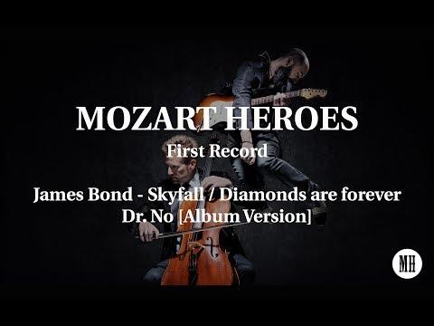 James Bond - Skyfall/Diamonds are forever, Dr. No : MOZART HEROES [Album Version] #mh3