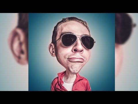 Photoshop Caricature Tutorial