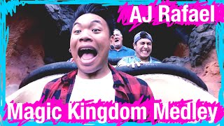 AJ RAFAEL MAGIC KINGDOM MEDLEY MUSIC VIDEO | WDW Best Day Ever