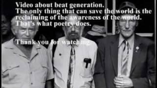 T.Waits, beat generation, Bottom of the world