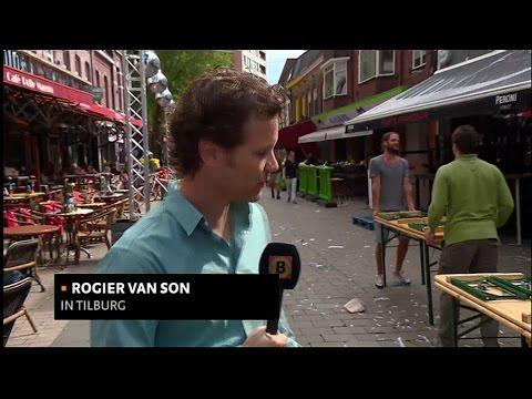 Rudolph Van Veen Bakt Met Kliekjes Antikaterontbijt