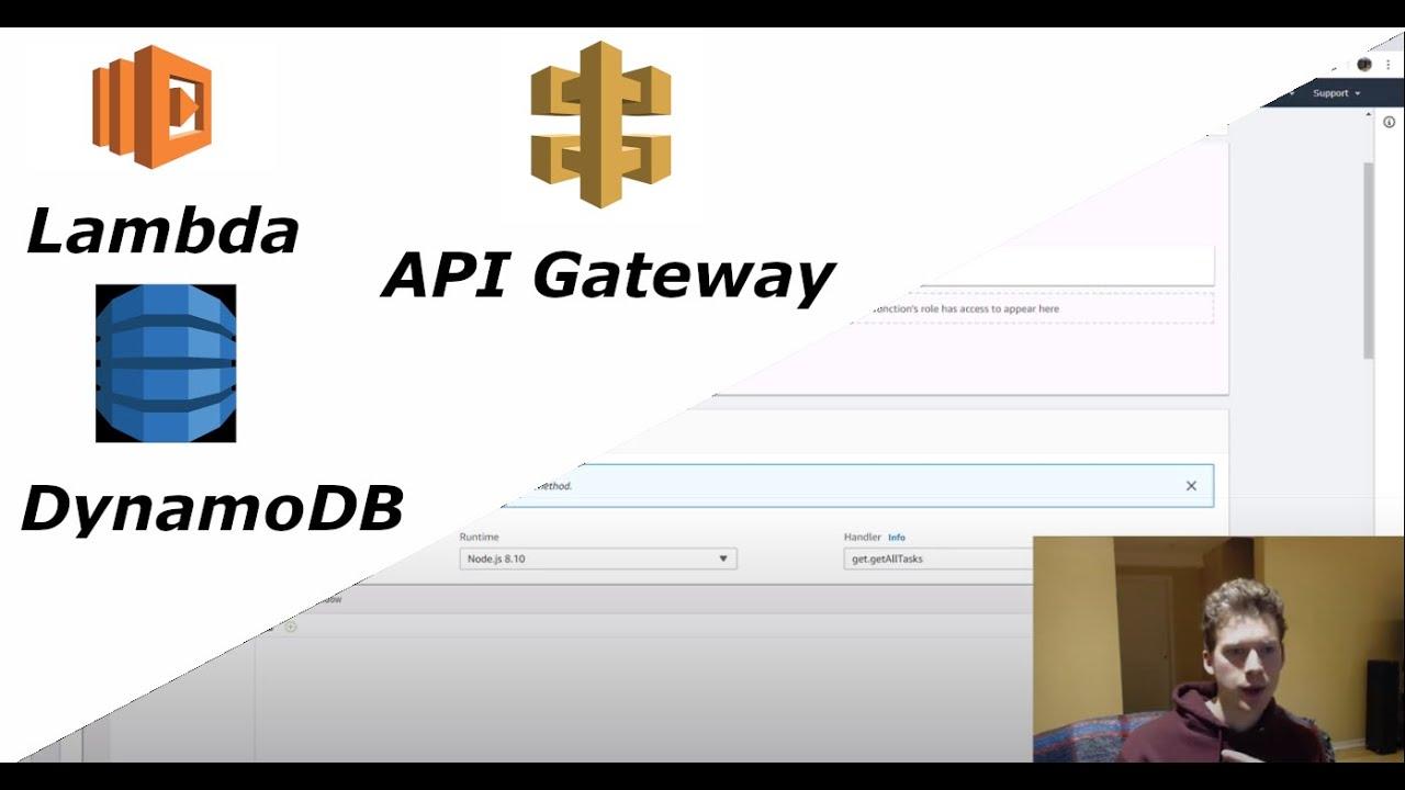 AWS Part 6: Building A React Application Using Lambda, DynamoDB And API  Gateway
