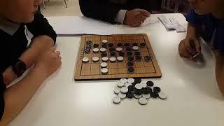 Reversi Final Maçı | Rize Bilsem | 2.Zeka Oyunları Yarışması