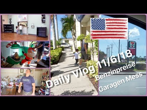 Daily Florida Vlog - Beim Kinderarzt in Cape Coral & Spritpreise in Fort Myers