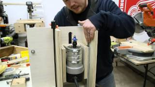 Router Lift And Miter Saw Station Concepts