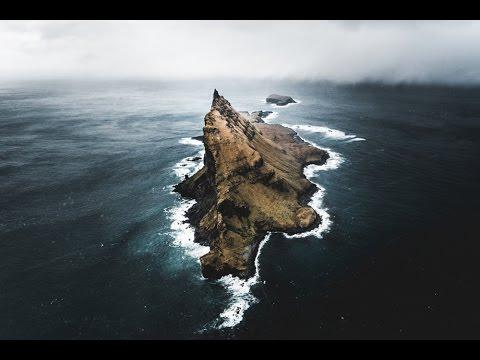 Free Falling Snow Wallpaper F 216 Royar The Faroe Islands Youtube