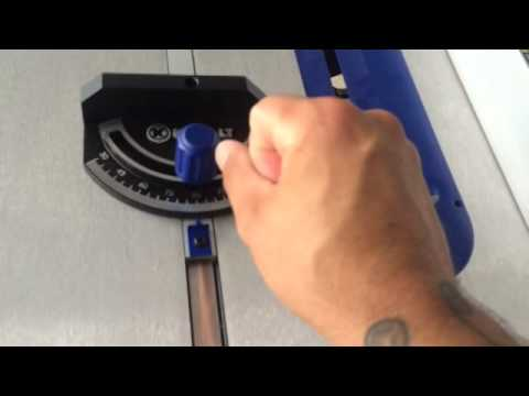 Kobalt kt1015 10 portable table saw review youtube kobalt kt1015 10 portable table saw review greentooth Choice Image