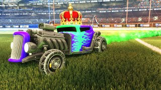 BEST GAME EVER! (Rocket League Funny Moments)