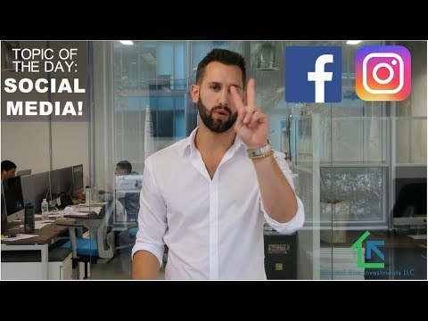 TOPIC OF THE DAY -  SOCIAL MEDIA | Capital Rise Investments