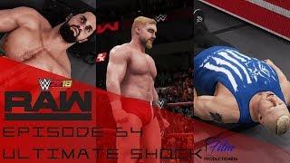 WWE 2K18 Raw Story Mode Episode 54