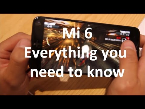 Mi 6: Everything you need to know [Sami Luo Vlog 15] #SamiLuo