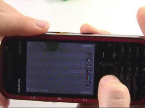 Nokia 5730 XpressMusic Test Kamera