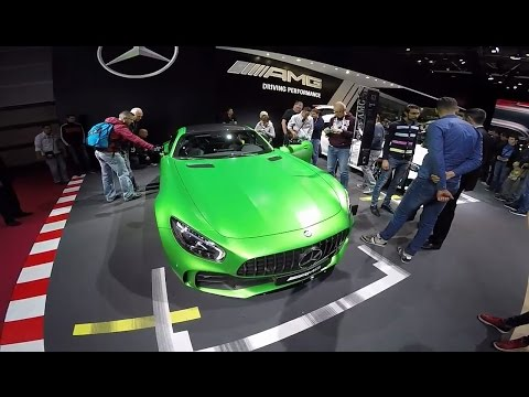 Mondial de l'Automobile Paris octobre 2016 Paris show (Full hd)