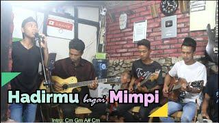 141 # HADIRMU BAGAI MIMPI - FAUZI BIMA Cover