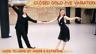 Close Gold Jive Variation