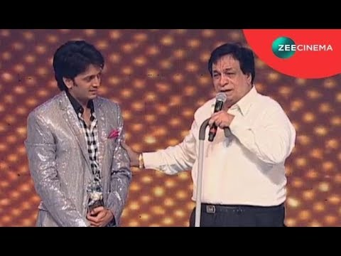 Comedy Videos|Double Dhamaal Nite | Kader Khan Awarded The L