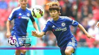 Liverpool Ladies 1-2 Chelsea Ladies  Goals  Highlights