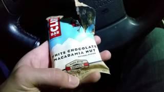 Cliff Bar White Chocolate Macadamia Review