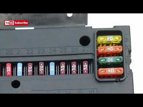 where is the smart car fuse box? youtube Smart Car Speaker