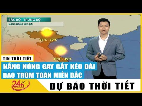 Dự báo thời tiết ngày 02 tháng 06 năm 2021 Dự báo thời tiết ngày mai và 3 ngày tới mới nhất   TV24h