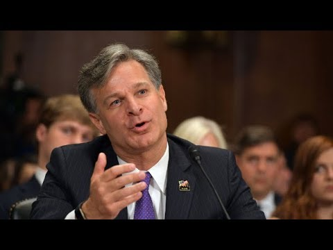 What Do We Know About Christopher Wray?
